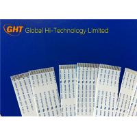 Buy cheap Wholesale Customized 1.0 mm Pitch Flexible Ribbon Cable 22 Pin Tin Plated from wholesalers