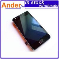 Buy cheap Full LCD+Touch Screen+Frame for Samsung Galaxy S2 I9100 from wholesalers