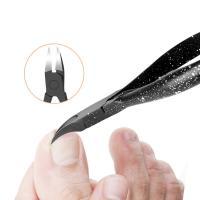 Buy cheap Toenail Ingrown Nail Care Tools Edge Cutter Nipper Length 11.4cm Rotatable Shrapnel Design product