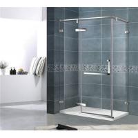 Economic 8MM Single Door Shower Enclosure / Durable Quadrant Shower Cubicles