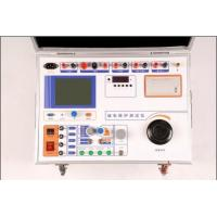 Buy cheap GDJB-III Relaying Protection Tester/ Relay Testing Set/ Relay Analyzer from wholesalers
