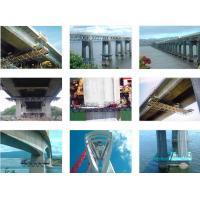 OEM 6.6kw Personalized Bridge Underdeck Steel Rope Suspended Window Cleaning Platform