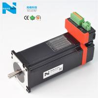Buy cheap Good Quality Low Price Integrated Close-loop Hybrid Servo Stepper motor with driver built-in from wholesalers