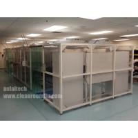 Buy cheap Hard wall/soft wall clean room Modular cleanroom China from wholesalers