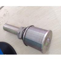 Buy cheap ss316 water equipment filter nozzle for water treatment from wholesalers