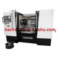 Buy cheap High Precision Alloy Wheel CNC lathe CK6190W from Haishu with CE from wholesalers