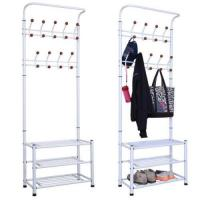 Buy cheap Portable Retail Clothing Display Racks , Free Standing Merchandise Display Racks from wholesalers
