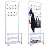 Buy cheap Portable Retail Clothing Display Racks , Free Standing Merchandise Display Racks from wholesalers