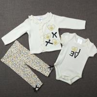 Buy cheap White Baby Girl Clothing Sets Large Stock Children Wear Baby Girl Clothes from wholesalers