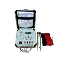 Buy cheap Light Weight Low Resistance Digital Earth Resistance Tester With ISO Approve from wholesalers