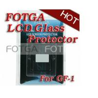 Buy cheap OEM Pro LCD Screen Optical FOTGA Glass Protector Cover for Panasonic GF-1/GH-1 6 Layer from wholesalers