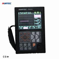 Buy cheap Portable Digtal flaw detector ultrasonic Crack Inspection Welding inspection from wholesalers