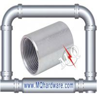 Buy cheap Rigid Metal Pipe Coupling For Conduit Fitting 1/2 from wholesalers