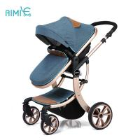 Buy cheap Newest custom snap and go anti-shock pram for baby and toddler from wholesalers