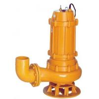 Buy cheap QW WQ non-clogging centrifugal sewage pump water sewage submersible pump from wholesalers