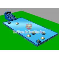 Buy cheap UV Resistant Frame Swimming Pool Equipment NAPA701 Flame Retardant product