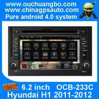 Buy cheap Ouchuangbo Car Stereo Radio GPS Navigation Android 4.0 Hyundai H1 2011-2012 iPod PIP S150 System OCB-233C from wholesalers