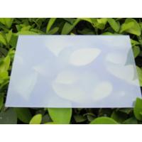 Buy cheap Light diffusing PC sheet from wholesalers