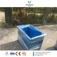 Buy cheap High qulity hot sale Round Fiberglass water tank fiberglass fish tank for fish farm from wholesalers