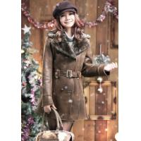 Buy cheap Plus Size Winter Fashion Leather Coats For Women from wholesalers