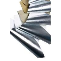 Buy cheap Single Side Aluminum Foil Scrim Kraft Paper Economical Grade Duct Wrap from wholesalers