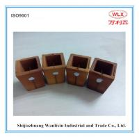 Buy cheap Square Type Thermal Analysis Cup of Preconditioned Ductile Cast Iron from wholesalers