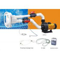 Buy cheap IP55 High Efficiency Pool Pump , Variable Speed Pool Pump With Control Switch from wholesalers