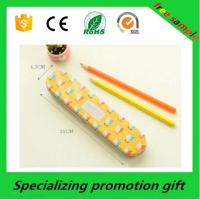 Buy cheap Tinplate Small Promotional Stationery Girls Pencil Case For Students from wholesalers
