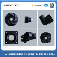 Buy cheap Precision Prototype Plastic Machining Services , Plastic Injection Molding Parts product