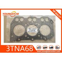 Buy cheap Cylinder Head Gasket For YANMAR 3TNA68 OEM 119651-01340 Graphite material 11965101340 from wholesalers