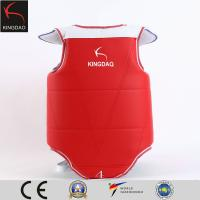 Buy cheap Taekwondo Chest Guard Body Protector Taekwondo Equipment from wholesalers