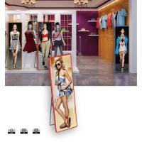 Buy cheap Poster Indoor Advertising LED Display , P2.5 Mirror LED Display Advertising from wholesalers