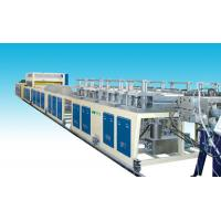 Buy cheap WPC hollow board extrusion line product