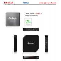 Buy cheap Amlogic S905 Quad Core Tv Box T9S PLUS Android 5.1.1 Lollipop 2GB+16GB 4K android media player from wholesalers