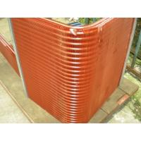 Buy cheap V shape air-cooled condenser for refrigeration unit from wholesalers