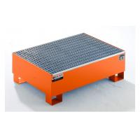 Buy cheap Customized Size Steel Spill Containment Pallets For Storing / Filling Polluted product