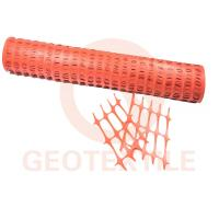 Buy cheap Anti UV Safety Barrier Fence High Strength Resinet Economy 110g / M² Weight product