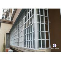 Buy cheap 6063 T5 Aluminium Frame Casement Windows , Sliding Window With Protective Guard product