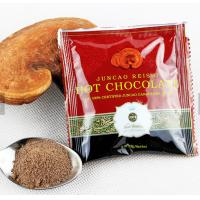 Buy cheap hot selling Chinese herbal extract lingzhi  hot chocolate coffee ganoderma lingzhi coffee 3 in 1 instant coffee powder from wholesalers