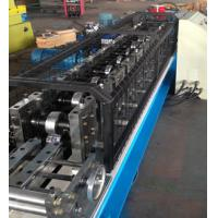 Buy cheap 380V Voltage CZ Purlin Roll Forming Machine / Metal Roofing Forming Machine from wholesalers