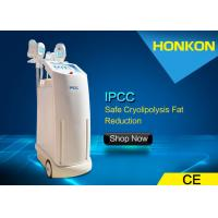 Buy cheap Slimming Machine 3 in 1 Infrared Light Ultrasonic Fat Freezing Cool Sculpting Cryolipolysis from wholesalers