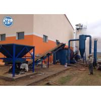 Buy cheap Mobile Sand Dryer Machine Industrial Sand Dryers With Fuel Coal Gas Or Diesel from wholesalers