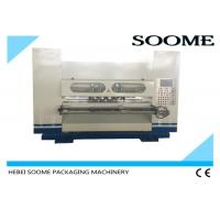 Buy cheap Online NC Thin Blade Slitter Scorer Machine , Servo Type Corrugated Paper Cutting Machine from wholesalers