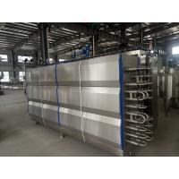 Buy cheap 85-90 Degree UHT Pasteurization Machine For Mango Concentrate 10T/H SUS304 product
