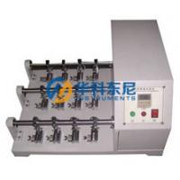 Buy cheap Electronic Leather Testing Machine Bending Laboratory Test Equipment product