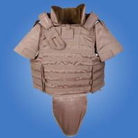 Buy cheap Full Body armor/Bullet proof Jacket/BulletProof clothing from wholesalers