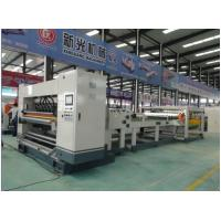 Buy cheap 2 Layer Automatic Corrugated Cardboard Production Line 30 Meters Length from wholesalers
