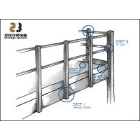 Buy cheap Two Layer Industrial Mezzanine Floor Racking with 5 Years Warranty from wholesalers