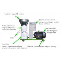 Buy cheap Automatic Animal Feed Making Machine Feed Pellet Mill Machine 500kg Per Hour from wholesalers