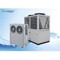 Buy cheap Multifunction Air Source Heat Pump Water Heater Double Pipe Condenser from wholesalers
